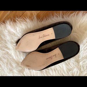 Sam Edelman Shoes - LIKE NEW Sam Edelman Raddie Pom Pom Flats
